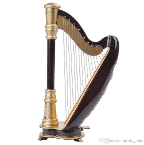 Harga Alat Musik Harpa