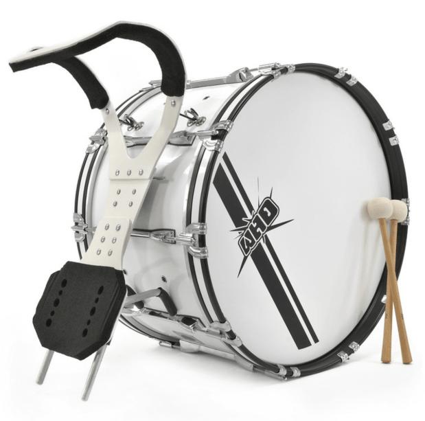 Harga Alat Musik Marhing Band Bass Drum