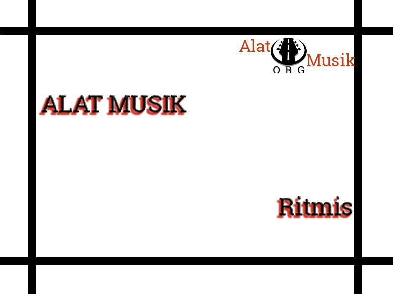 alat-musik-ritmis